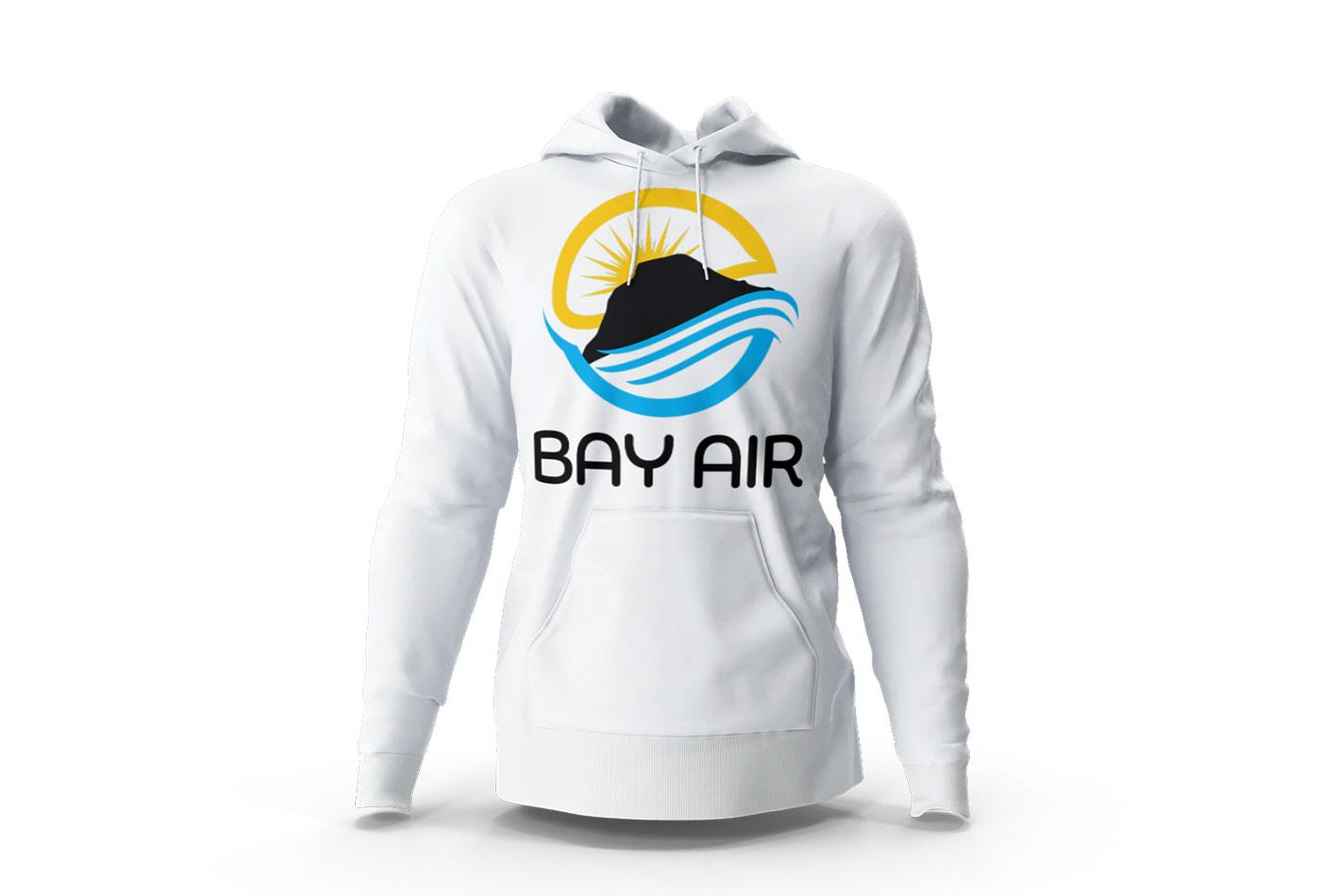 Bay Air logo