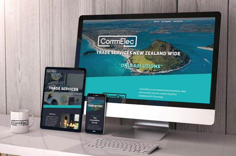 CommElec website